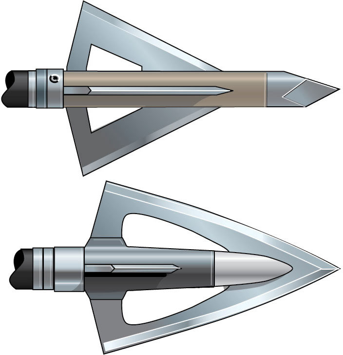 Broadheads: Removable blades